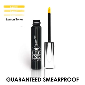 Liquid Lip Stain - Lemon Toner