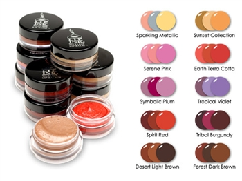 Tinted Waxless Lip Balm Collection (Set of 10)