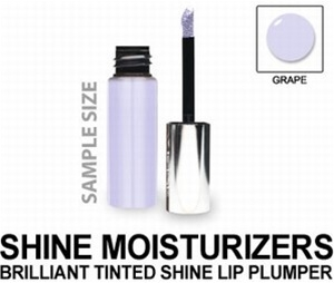 Brilliant Tinted Shine Lip Plumper - Grape (Sample Size)