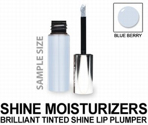 Brilliant Tinted Shine Lip Plumper - Blueberry (Sample Size)