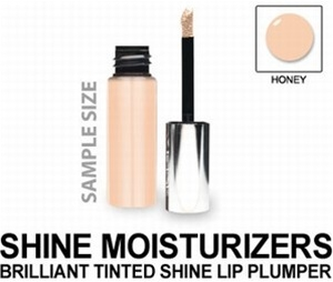 Brilliant Tinted Shine Lip Plumper - Honey (Sample Size)