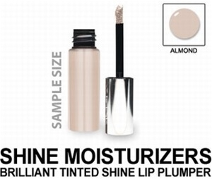 Brilliant Tinted Shine Lip Plumper - Almond (Sample Size)