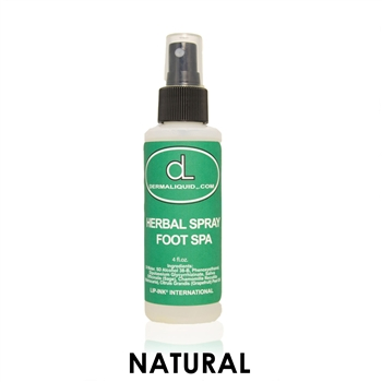 Herbal Foot Spray Spa