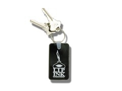 LIP INK Logo Key Chain WA