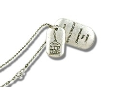 LIP INK Engraved Dog Tags