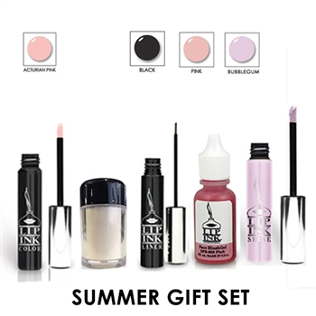 Lip Ink Summer Color Gift Set