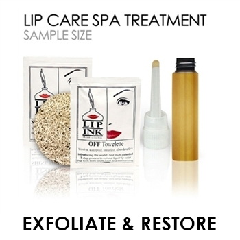 LIP INK Lip-Ink Spa Treatment Lip Care System Trial Size