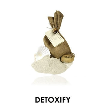 Detoxifying Pure Calcium Bentonite Clay