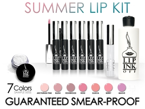 Summer Lip Kit Image