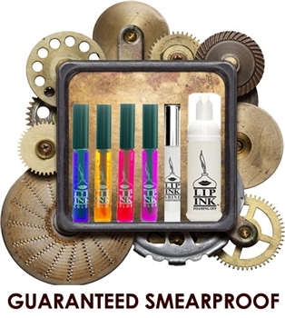 Steampunk Neon LipGel Color Kit