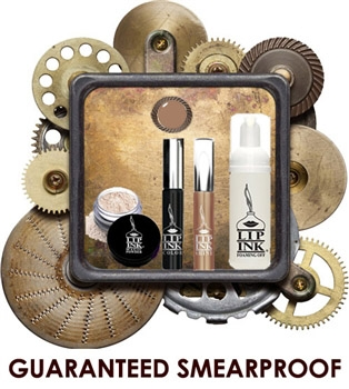 Steampunk Brownstone Anodized Lip Color Kit