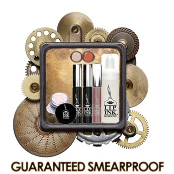 Steampunk Carbondated Rust Lip Color Kit