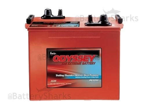 Interstate Batteries 6TL Heavy Duty Battery (Replacement)
