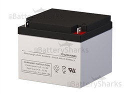 Haze Batteries HZS12-26