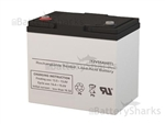 Universal Power UPG 12 Volts 55 Ah