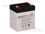 Best Battery SLA1250