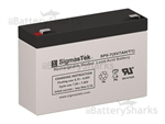 Haze Batteries HZS06-7.2