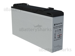 Gaston Battery GT12-155F
