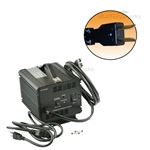 JAC1548H Schauer Charger 48 Volt with Crowsfoot Connector (48V 15Amps Schauer Charger).