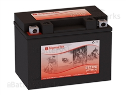 Yuasa Ytz12s Replacement Motorcycle Battery 12v 11ah