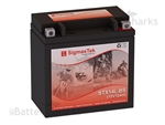 Replacement For Mighty Max YTX14L-BS Battery By SigmasTek