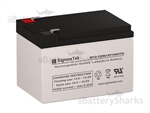 Exell Battery EB12120F2 High Rate