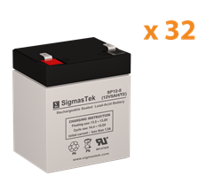 Rechargeable, high Rate APC Smart-UPS SURT10000XLT-2TF3 Replacement Battery Pack