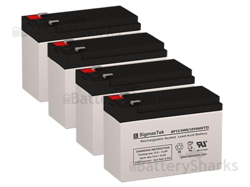 APC SMX750 UPS Battery Set (Replacement)