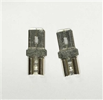 "Set of 2 Terminal Adapters From .187"" (T1) to .250"" (T2)"