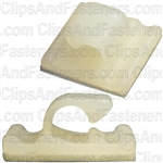 Cable Clips 5/32 - 1/4
