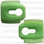 Quarter Belt & Wheel Opening Moulding Clip