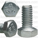 5-.8 X 10mm Din 933 Cap Screwcl8.8 - Zinc