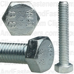 5-.8 X 30mm Din 933 Cap Screwcl8.8 - Zinc