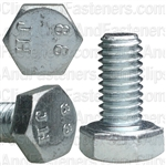 6-1.0 X 12mm Din 933 Cap Screwcl8.8 - Zinc