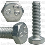 6-1.0 X 25mm Din 933 Cap Screwcl8.8 - Zinc