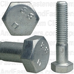 8-1.25 X 40mm Din 931 Cap Screwcl8.8 - Zinc