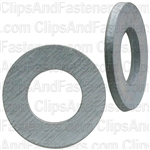 4mm Zinc Din 125 Metric Flat Washer - Zinc