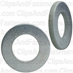 5mm Zinc Din 125 Metric Flat Washer - Zinc