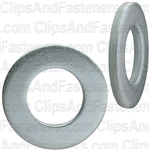 10mm Zinc Din 125 Metric Flat Washer - Zinc