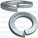 12mm DIN 127 Metric Lock Washers - Zinc