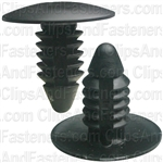 Clipsandfasteners Inc 25 Trim Panel Retainers For GM 10182300 And Ford N803678-S