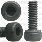 4-.7 X 12mm Hex Socket Cap Scw Din 912 Cl12.9