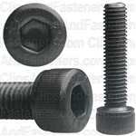 8-1.25 X 35mm Hex Socket Cap Scw Din 912 Cl12.9