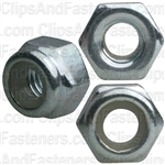 4mm-.7 Metric Nylon Insert Lock Nuts DIN 985