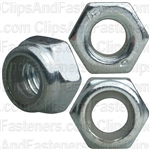 5mm-.8 Metric Nylon Insert Lock Nuts DIN 985