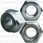 10mm-1.5 Metric Nylon Insert Lock Nuts DIN 985