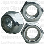 12mm-1.75 Metric Nylon Insert Lock Nuts DIN 985