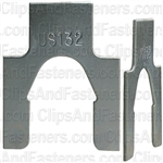 Shims Universal Alignment 1/32 - Zinc