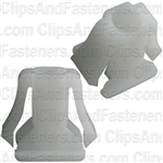 Plastic Nut - GM,343543,343555,354076,362379