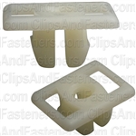 License Plate Nut Nylon - Ford